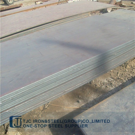 JIS G 3101 SS490 Common Structural Steel Plate