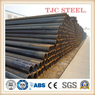 A335 P5c/ UNS K41245 High Temperature and Seamless Ferritic Alloy Steel Pipe