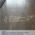 ASTM A514/ A514M Grade B Quenched and Tempered Alloy Steel Plate