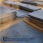 ASTM A514/ A514M Grade P Quenched and Tempered Alloy Steel Plate