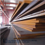 JIS G 3114 SM A 400AW Welded Structural Weathering Resistant Steel Plate