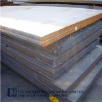 JIS G 3114 SM A 400BW Welded Structural Weathering Resistant Steel Plate