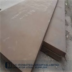 JIS G 3114 SM A 400CW Welded Structural Weathering Resistant Steel Plate