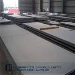 JIS G 3114 SM A 490BW Welded Structural Weathering Resistant Steel Plate